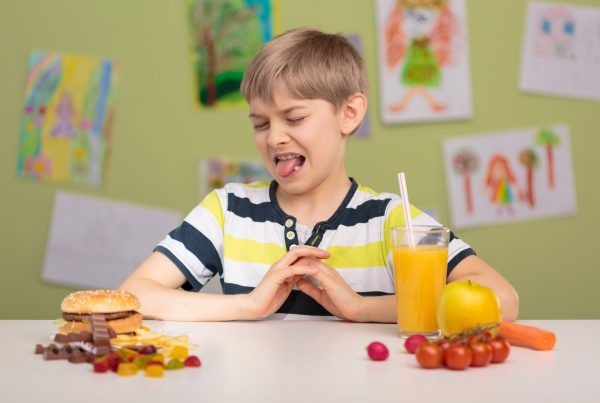 Parenting: How to Deal with Picky Eaters
