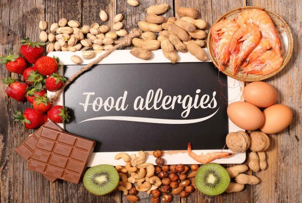 Food Allergy Facts and Myths